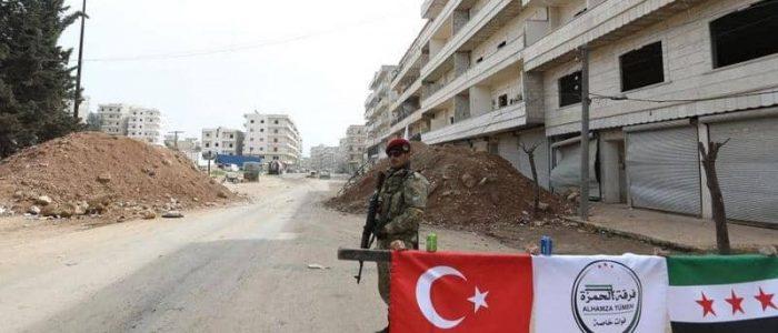 تركيا تعزل عفرين بجدار إسمنتي بطول 70 كيلومترا