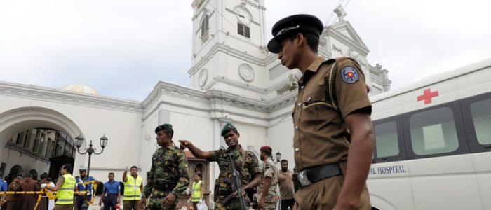 صحيفة إيطالية: حادث سيريلانكا من أكثر المجازر دموية ضد المسيحيين