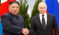 انتهاء القمة الروسية الكورية الشمالية بعد محادثات استمرت 3 ساعات ونصف