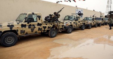الجيش الليبى يصد هجوما إرهابيا على قاعدة عسكرية جنوب البلاد