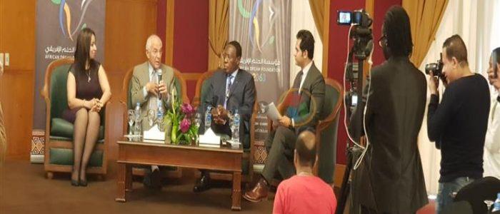 مميش: مصر تمد يدها لكل الدول الأفريقية