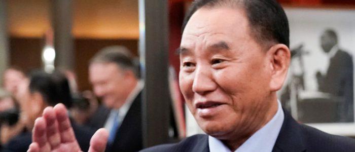 كوريا الشمالية تقيل مفاوضها الرئيسي مع الولايات المتحدة