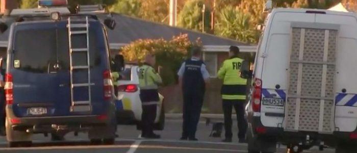 إبطال عبوة ناسفة بمدينة مذبحة المسجدي في نيوزيلندا