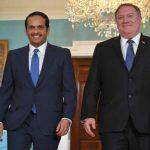 قطر وأمريكا يؤكدان على ضرورة الحل السياسي في ليبيا