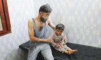 البنتاجون: استخدام النظام السوري للسلاح الكيميائي خط أحمر