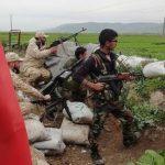 """المضادات الجوية السورية تتصدى """"لطائرات مسيرة للإرهابيين"""" بحماة"""