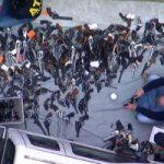 CNN: العثور على أكثر من 1000 قطعة سلاح بمنزل في لوس أنجلوس