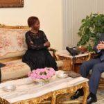 السيسى يؤكد استعداد مصر لتقديم الخبرات اللازمة لمنظمة الفرانكفونية