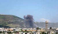 المسلحون يقصفون بلدات بمحافظة اللاذقية