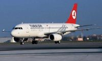 طائرة للخطوط الجوية التركية تهبط اضطراريا في طهران