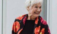 عجوز تحقق حلمها وتصبح عارضة أزياء في الـ80 من عمرها