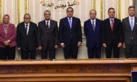 مدبولي يشهد توقيع اتفاقية الربط الكهربائى بين مصر وقبرص واليونان