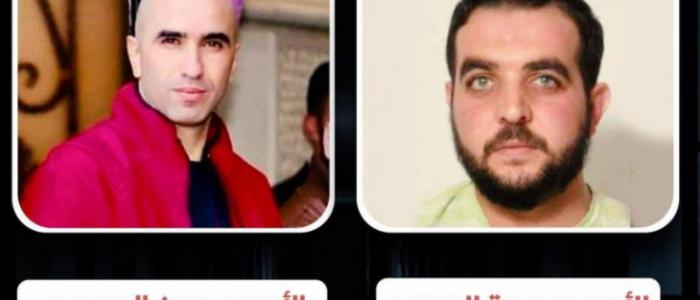 """أسيران فلسطينيان مُضربان يعانيان من وضع صحي """"خطير"""""""