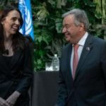 جوتيريش يشكر رئيسة وزراء نيوزيلندا لجهودها بمكافحة التطرف