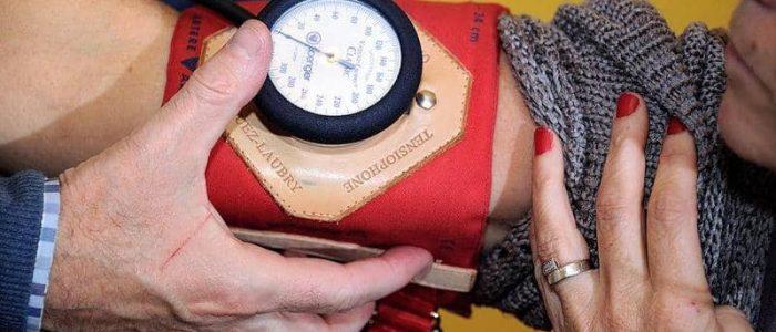 إجراء ضغط الدم على الساق أو الذراع قد يمنع السكتة الدماغية
