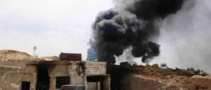 مدينة الأشباح .. كارثة إنسانية في إدلب