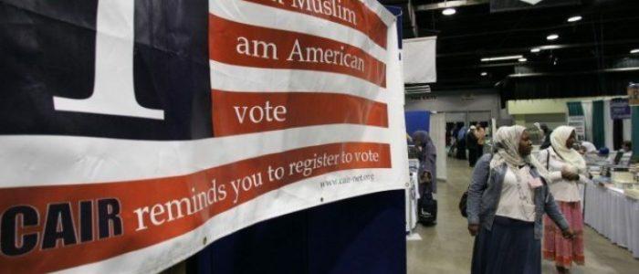ارتفاع نسبة مشاركة المسلمين في السياسة الأمريكية