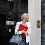 """استقالة زعيمة كتلة المحافظين في البرلمان البريطاني بسبب """"بريكست"""""""