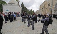 الخارجية الفلسطينية تدين مشاركة موظفين من البيت الأبيض في اقتحام الأقصى