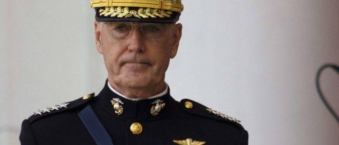 رئيس هيئة الأركان المشتركة بالجيش الأمريكي يؤكد صحة المعلومات الاستخبارية بشأن التهديدات الإيرانية