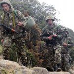وزارة الدفاع الجزائرية: ضبط 3 عناصر دعم للجماعات الارهابية