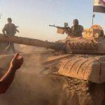 الجيش السورى يعلن تطهير بلدات بريف إدلب الجنوبى من التنظيمات الإرهابية