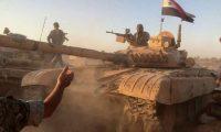 الدفاع السورية: الجيش سيطر على 4 قرى جديدة فى ريف إدلب الجنوبى