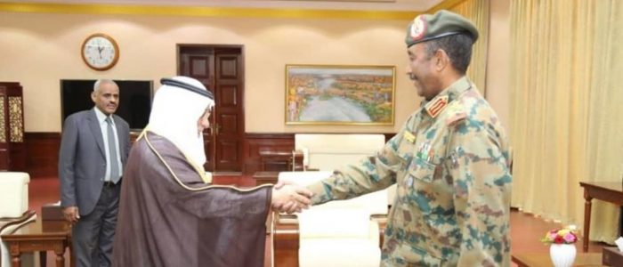 المجلس العسكري السوداني يتسلم دعوة من الملك سلمان لحضور مؤتمر القمة الإسلامية