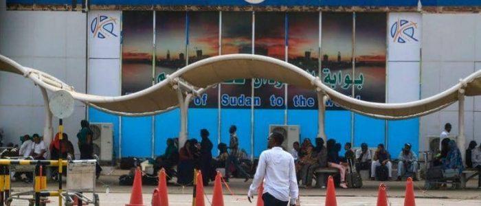 """استجابة واسعة لإضراب """"السلطة المدنية"""" في السودان"""