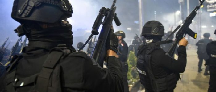 إحباط محاولة اغتيال لمسؤولين أمنيين كبار في إندونيسيا