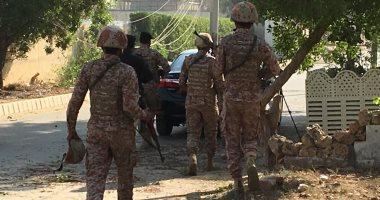 اعتقال 6 أشخاص بتهمة جمع أموال لجماعة محظورة فى باكستان