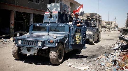 """مقتل  14 """"داعشيا"""" في عملية إنزال جوي قرب الموصل"""