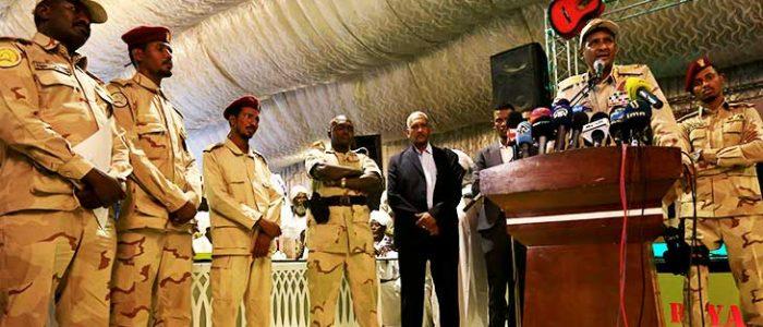 السودان : «حميدتي» يهدد الموظفين بالطرد في حال مشاركتهم في إضراب المعارضة