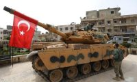 مخخطات تركيا للتغيير الديمغرافي في عفرين