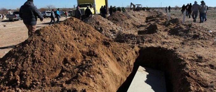 المكسيك عثرت على 337 جثة في مقابر سرية