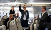 ثالث عطل يحدث لطائرة وزير الخارجية الألماني خلال 3 أشهر