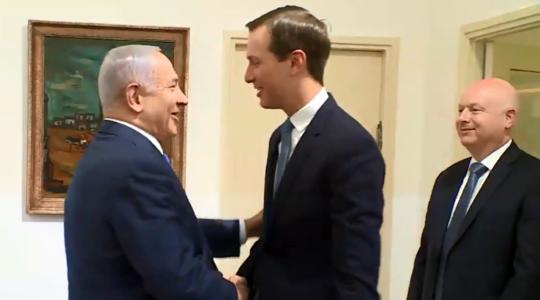 كوشنير لنتنياهو: أمن إسرائيل حيوي للولايات المتحدة ونحن أقوى من أي وقت مضى