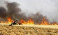 استمرار سيناريو الحرائق المفتعلة في العراق
