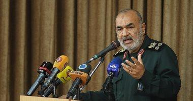 قائد الحرس الثورى الإيرانى: بلادنا تخوض حرب استخباراتية كاملة مع أمريكا