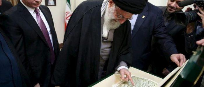 فويس أوف أمريكا: ملامح توتر بين إيران وروسيا في سوريا
