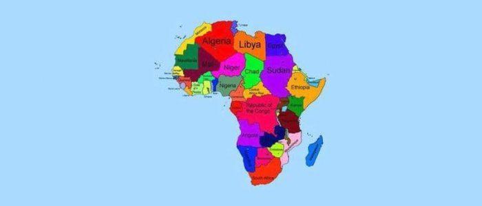 إثيوبيا تعتذر لنشرها خريطة مليئة بالأخطاء ومحوها دولة عربية من الخريطة