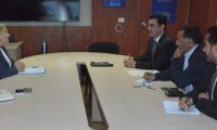 سفير اليمن: يسلم المنظمة الدولية للهجرة تقرير الحكومة عن الهجرة غير الشرعية