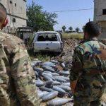 مبعوث للبابا فرنسيس يبلغ الأسد بقلقه على المدنيين في إدلب