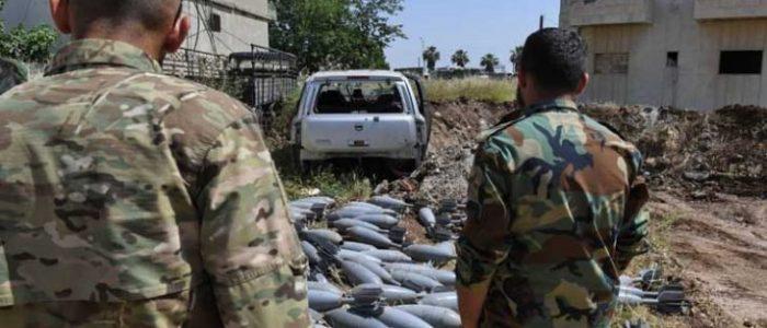 """""""هيومن رايتس ووتش"""" تندد باعتقالات ومضايقات في مناطق استعادها النظام السوري"""