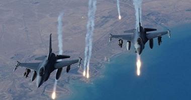 اعتقال 15 داعشيا فى عملية إنزال جوى للتحالف بسوريا