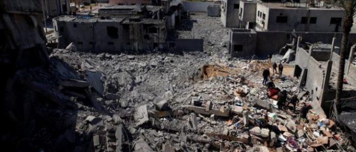 9.5 ملايين دولار خسائر العدوان الأخير على غزة