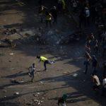 مقتل امرأة برصاصة في الرأس خلال تظاهرة ضد مادورو في كراكاس