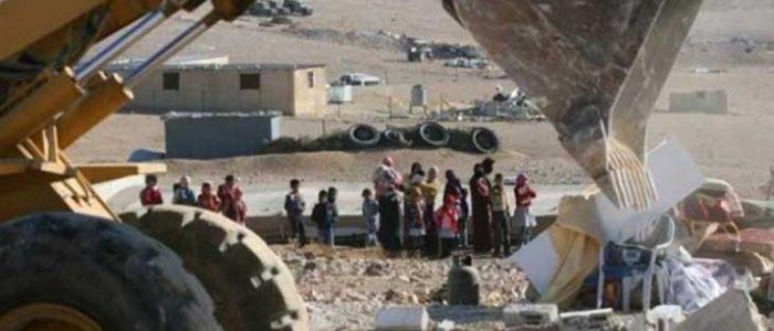 """إسرائيل تهدم قرية """"العراقيب"""" العربية للمرة 144"""