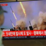 كوريا الشمالية تطلق صاروخين تزامنا مع زيارة موفد أمريكي لسول