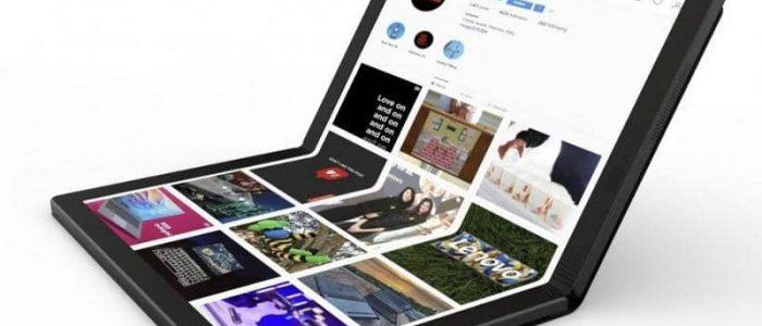 شركة صينية تخطط لإطلاق أول كمبيوتر قابل للطي